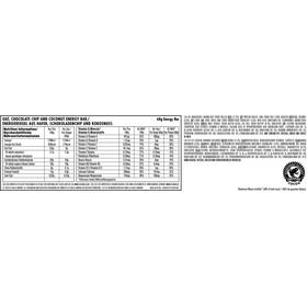 CLIF Bar Energybar Test Package 6x68g Random Varieties